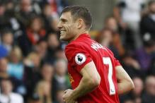 Late Milner Penalty Gives Liverpool 2-1 Win Over Swansea