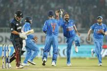 India vs New Zealand: Amit Mishra Takes Five Wickets To Help India Clinch Series