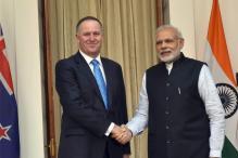 India, New Zealand Sign Three Agreements
