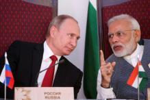BRICS 2016: Modi, Putin Denounce 'Direct & Indirect Support' to Terror