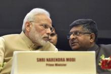 I Know People on Dais Are Serious, But You Can Smile: Modi at Delhi HC Event