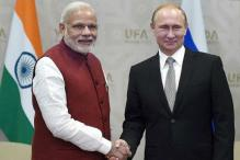 Defence, Trade on Table When Modi, Putin Meet on Saturday
