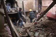 Mankhurd House Collapse: 3 Dead, 12 Rescued