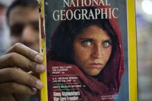 Nat Geo's Afghan Girl Hospitalised In Pakistan