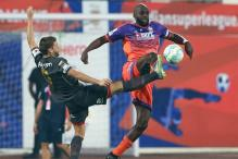 ISL 2016: NorthEast Edge Past Pune City to go Top of the Table