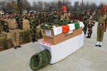 Sangli: BSF Jawan Nitin Subhash's Last Rites Held With Full State Honours