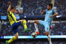 Manchester City Penalty Woes Allow Arsenal to Join Them at the Top