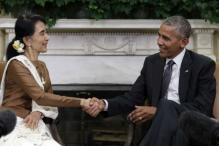 Obama Orders Out Economic Sanctions on Myanmar