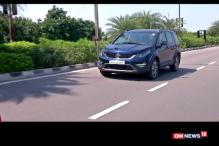 Watch Overdrive: A look at Tata Hexa