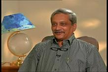 Manohar Parrikar Thanks Opposition Parties For Backing Surgical Strikes