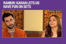 Ranbir Kapoor, Anushka Sharma Explain Why Working With Karan Johar is Special