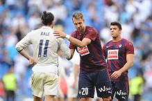 Real Madrid Slump to Fourth Straight Draw