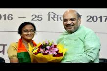 News360: Upset with Sheila as Congress CM Face,  Rita Bahuguna Joshi Joins BJP
