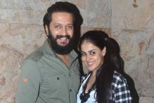 Riteish Deshmukh Shares First Picture Of Son Rahyl And It'll Make You Smile