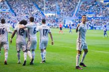 Cristiano Ronaldo Hat-Trick Extends Real Madrid La Liga Lead