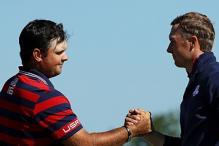 Tiger Woods helps Jordan Spieth-Patrick Reed Duo Win Ryder Bragging Rights