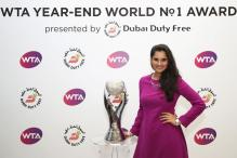 Sania Mirza Retains World No. 1 Status for Second Straight Year