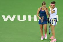 Sania Mirza-Barbora Strycova Lose in Final of Wuhan Open