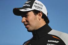 Force India's Sergio Perez Eyes Better Performance At Mexican GP