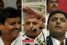 Samajwadi Party Live: Mulayam Singh 'Ready In Principle' to Ally With Congress-RLD, Hints Shivpal Yadav