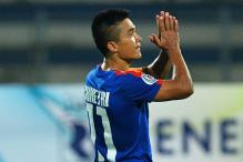Bengaluru FC Treated It As Just Another Match, Says Sunil Chhetri