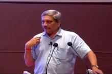 RSS Ideology Inspired Us to Do Surgical Strikes: Manohar Parrikar