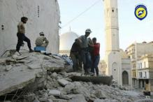 Syrian Rebels Propose Five-day Ceasefire in Aleppo, No Mention of Surrender