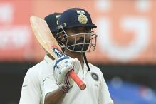 Ajinkya Rahane Drops Four Spots to No.9 in ICC Test Rankings