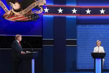 Presidential Debate: Clinton Says Trump Has Dark, Dangerous Vision For US