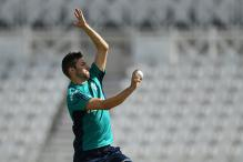 England's Bowler Mark Wood to Miss India Tour