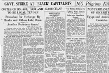 Demonetisation: Newspapers From 1946 Tell a Story Similar to 2016