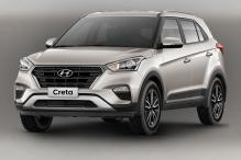 GST: Hyundai Creta Now Up To Rs 63,000 Cheaper