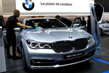 BMW Posts Flat Profit As Investments Erode Margins