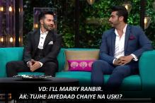 Koffee With Karan: 10 Funny Moments From Varun- Arjun Episode