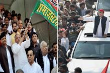 Akhilesh Yadav Rath Yatra: Mulayam, Shivpal Send SP Unity Message