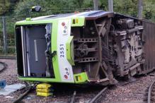 7 Killed, 50 Injured in London Tram Derailment