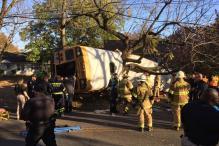 Tennessee School Bus Crash Kills At Least Six Children