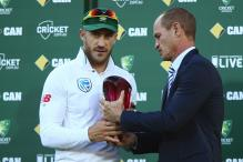 Faf Du Plessis is South Africa's Hero, Australia's Villain