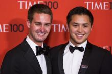 Snap's Founders Not a Bit Reluctant to Declare IPO
