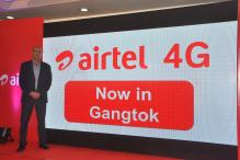 Airtel 4G Network Comes to Sikkim