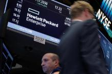 HP Enterprise's Shares Slip; Profit Forecast Disappoints Analysts