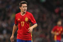 Midfielder Ander Herrera to Frame Spain Debut Shirt