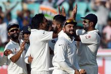 Vizag Test: India Trounce England by 246 Runs to Take 1-0 Series Lead