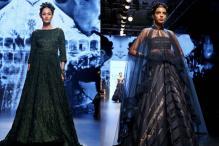 Lakme Fashion Week and Ensemble celebrates with Indian Kabaddi team