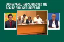 BCCI to Come Under the Purview of RTI?