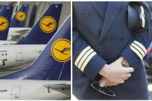 Lufthansa Cancels Nearly 900 Flights Over Pilot Strike