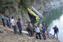 Mandi: Private Bus Falls in Beas River, 16 Killed
