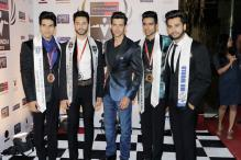 Vishnu Raj Crowned Mr India World 2016