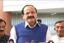 Politicising Nagrota Attack is Unfortunate, Says Venkaiah Naidu