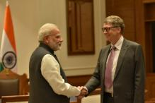Demonetisation: Microsoft Founder Bill Gates Hails PM Narendra Modi's Bold Step